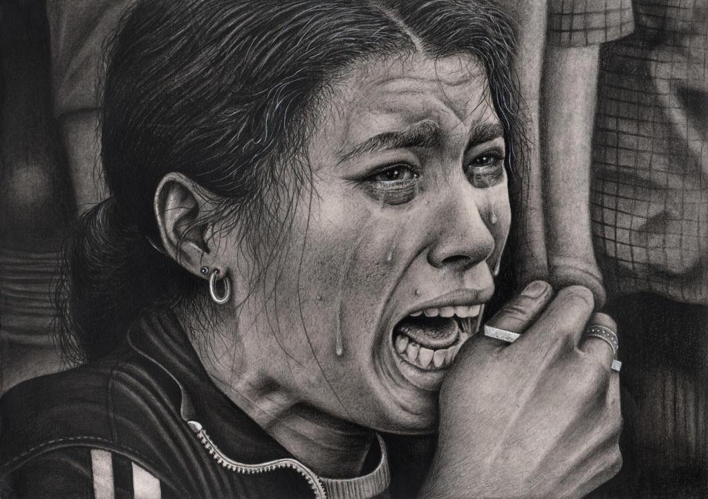 'TEARS' by Pen-Tacular-Artist