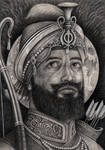'GURU GOBIND SINGH' (gift for local temple)