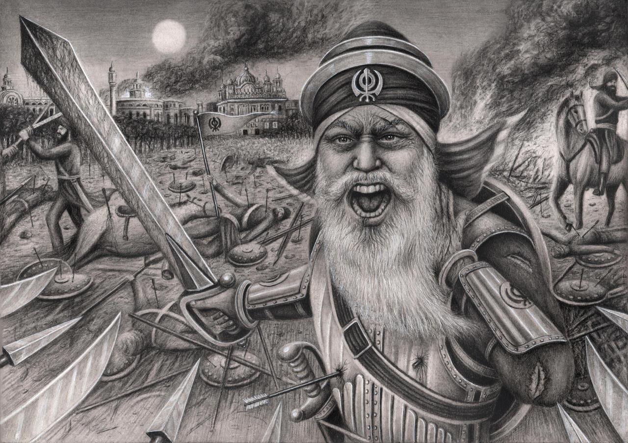 baba deep singh ji history in punjabi pdf
