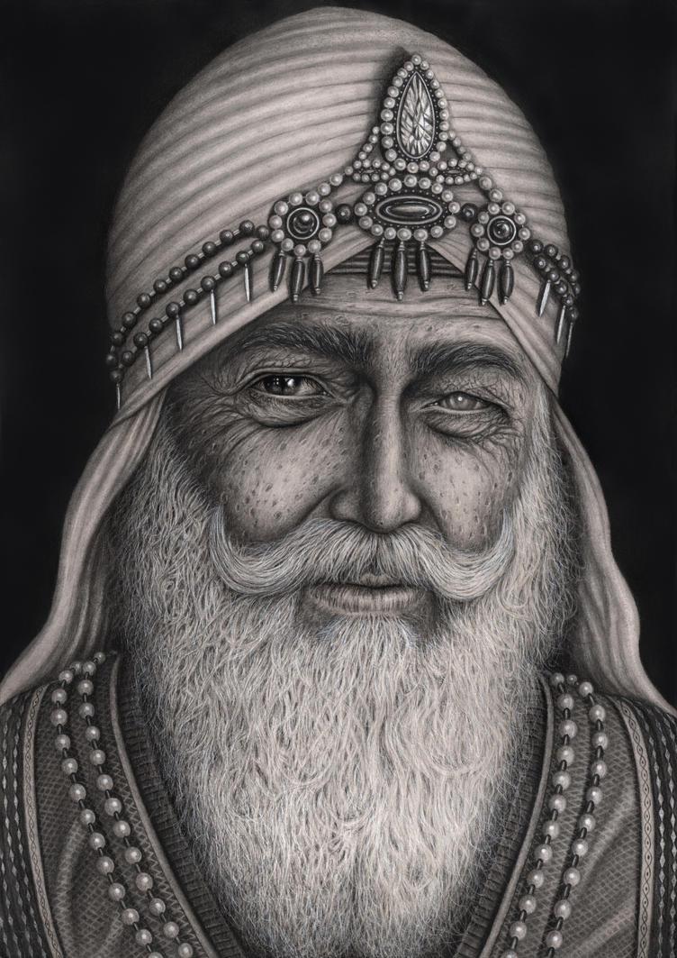 'Maharaja Ranjit Singh' by Pen-Tacular-Artist