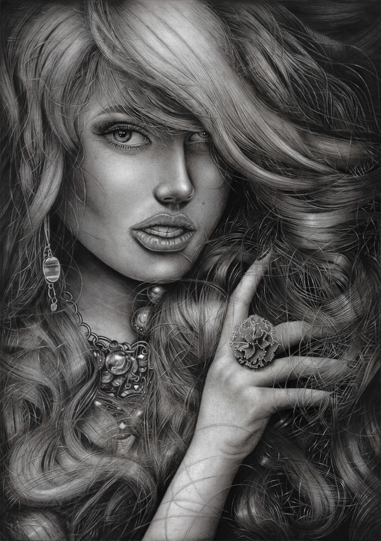 'DELILAH' by Pen-Tacular-Artist