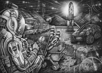 'Dreams can come true' by Pen-Tacular-Artist