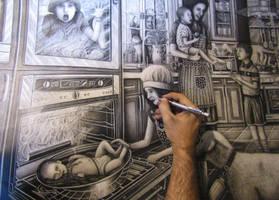 'HELLS KITCHEN' (Work in progress)