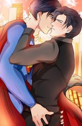 SuperBat: Like Me by ototobo