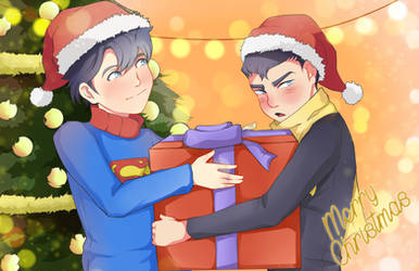 Supersons: Merry Christmas!