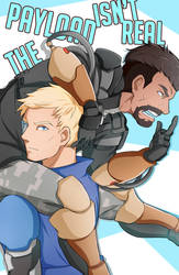Young!Reaper76 : Payload by ototobo