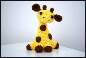 Giraffe by Orlien