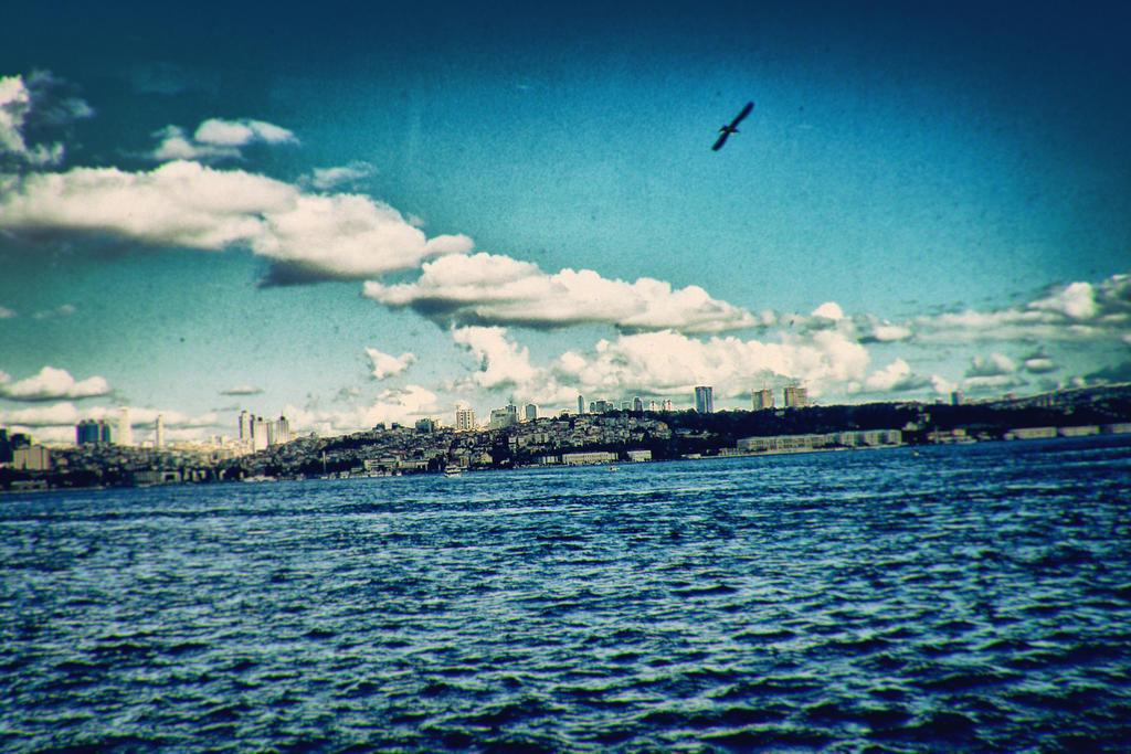 Sea of Marmara by Monotrooper