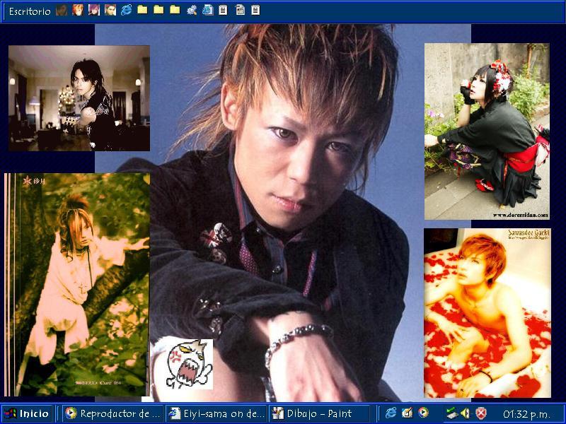 Eiyi's Desktop -Escritorio-