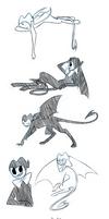 Big Bendy Doodles