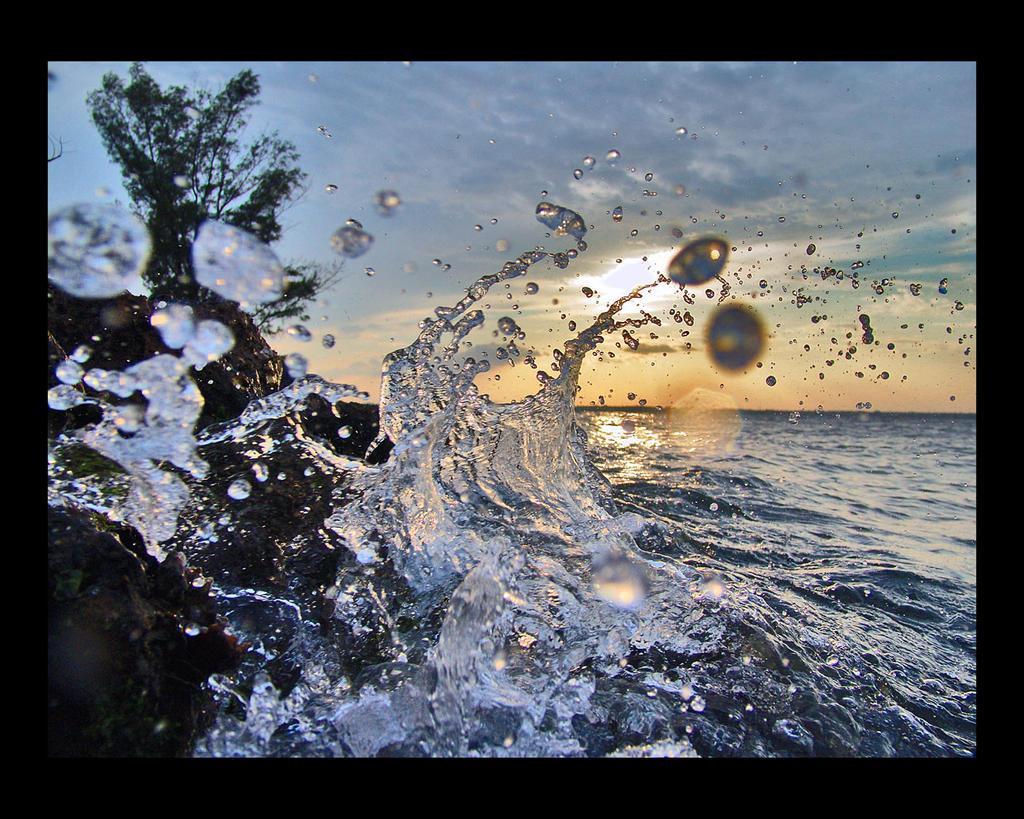 Splash by joshbomb