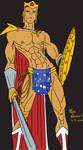Wonder Woman Gender Swap