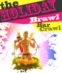 Holiday Brawl Bar Crawl (Color)