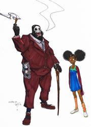 Big Bone Daddy by CrimsomShade