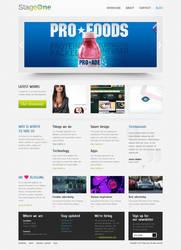 Wordpress Theme Stage One
