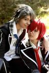 Kazuki and Yoh
