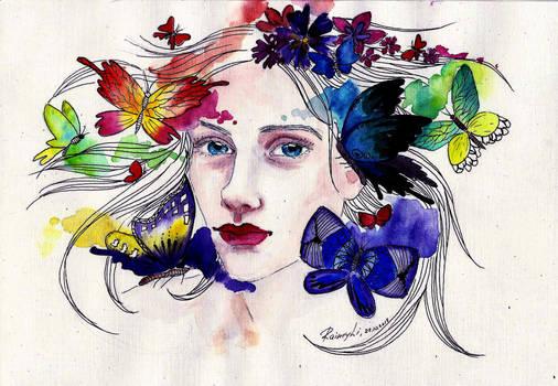 Mental Butterfly