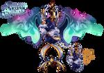 Aurora Borealis by TeaLeo