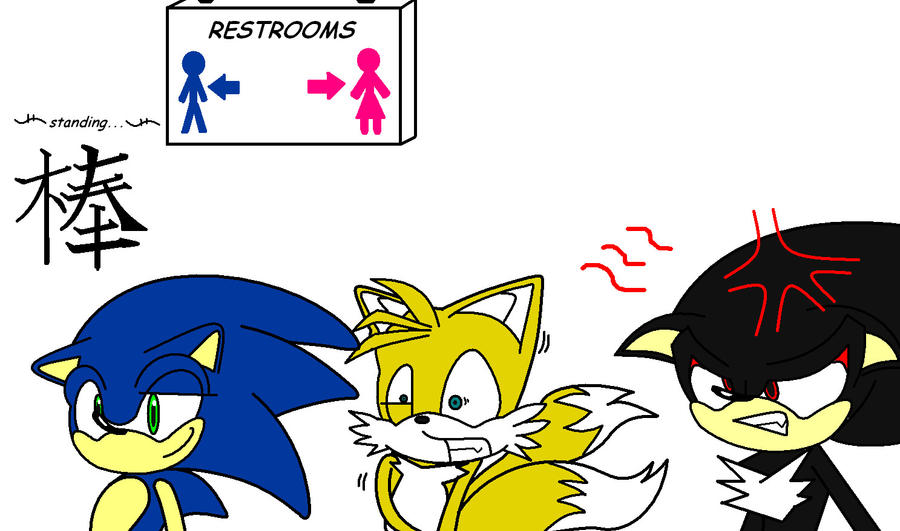 Photograph, sonic the hedgehog peeing decades