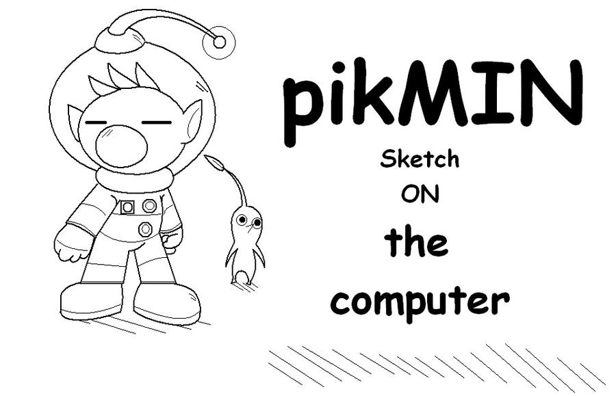 pikmin bulborb coloring pages | Red Pikmin Coloring Pages Coloring Pages