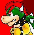 Bowser is Also Shiny :I
