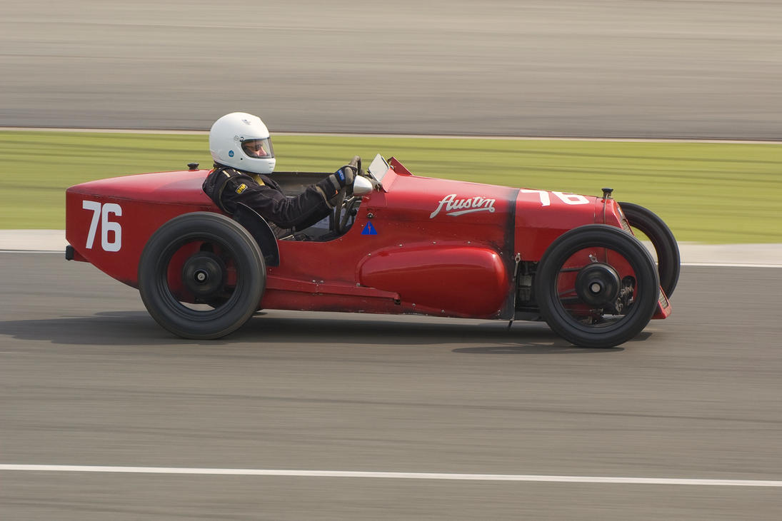 1933 Austin Seven Special by