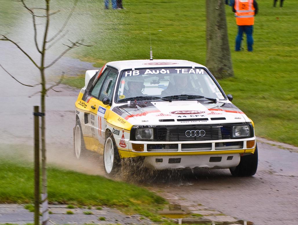 Audi Sport Quattro by Willie-J