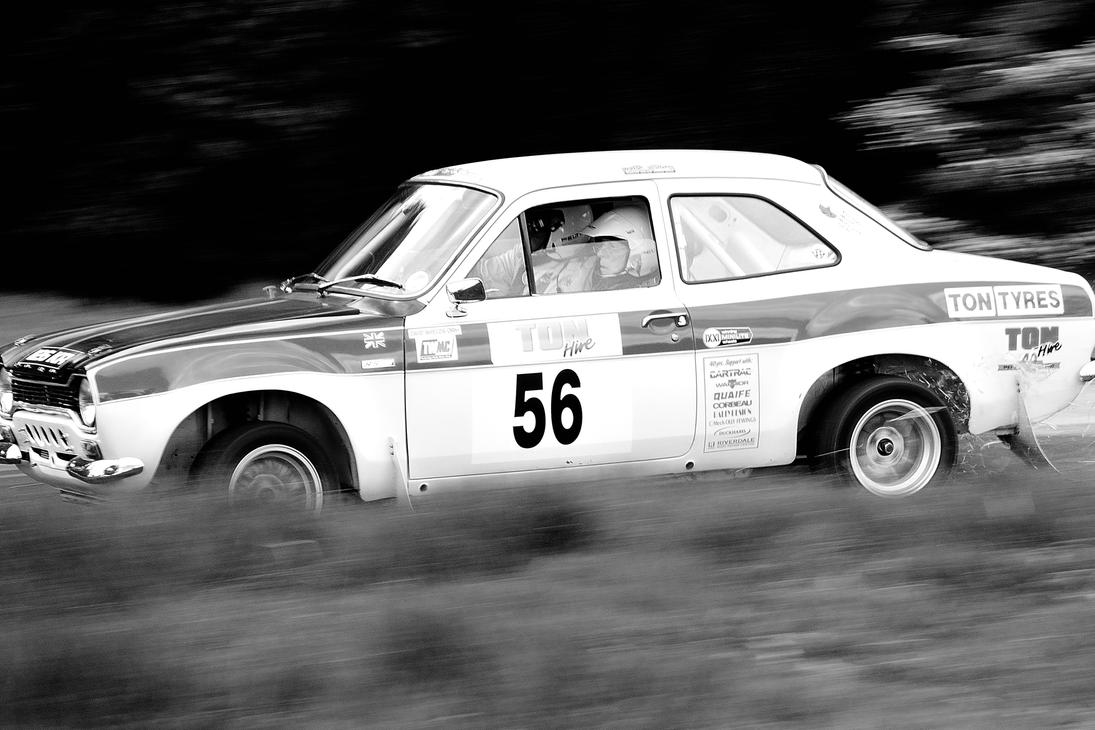 Ford Escort MK1 RS2000 by