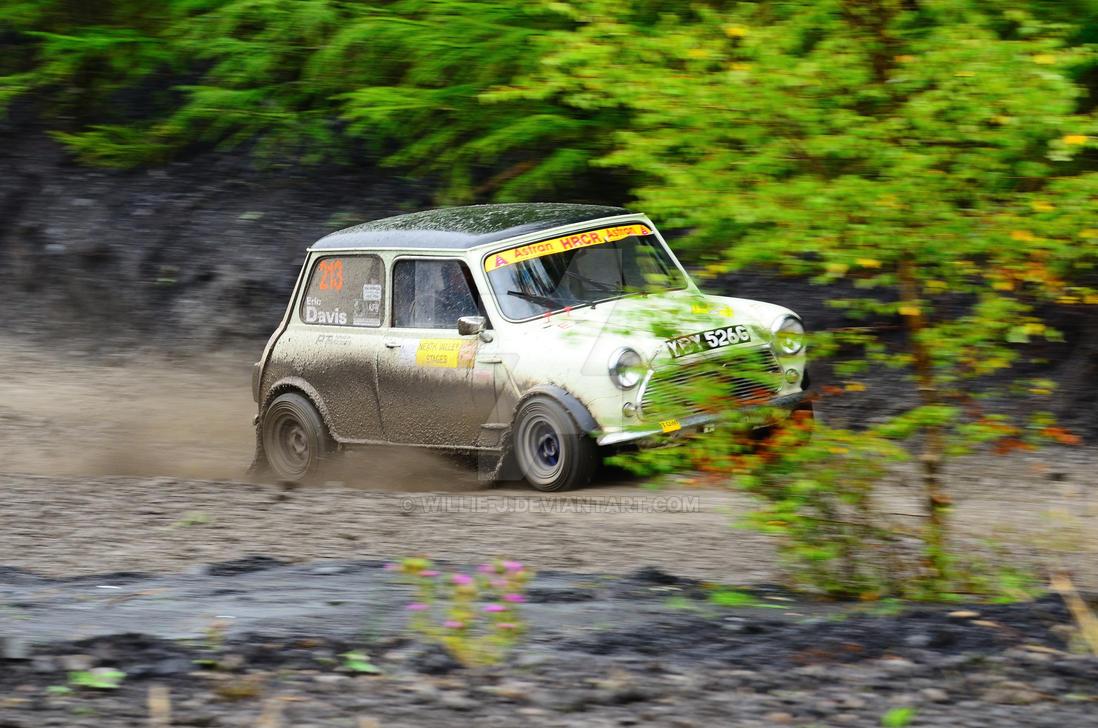 Austin mini cooper by willie j on deviantart for Jd motors austin tx