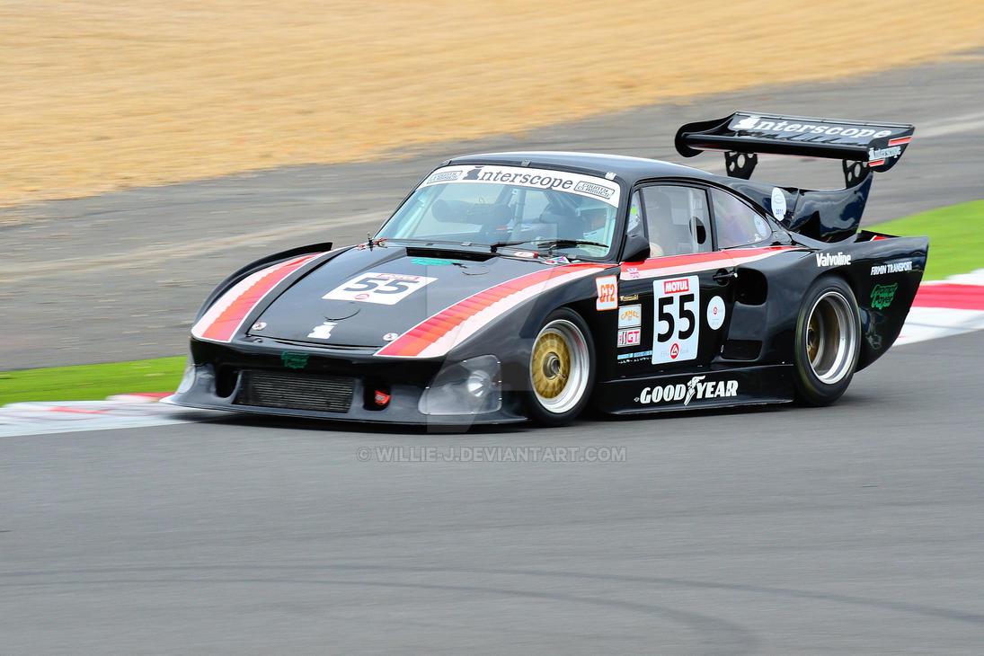 Porsche 935 K3 by Willie-J