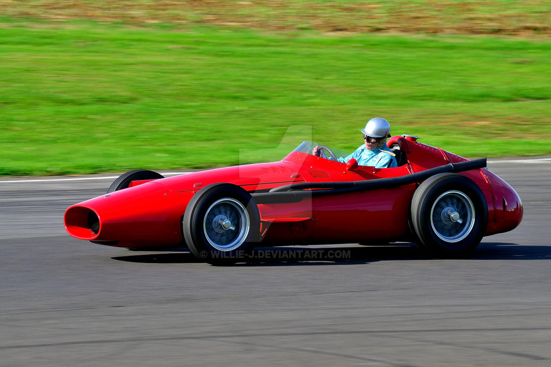 Maserati 250F by Willie-J