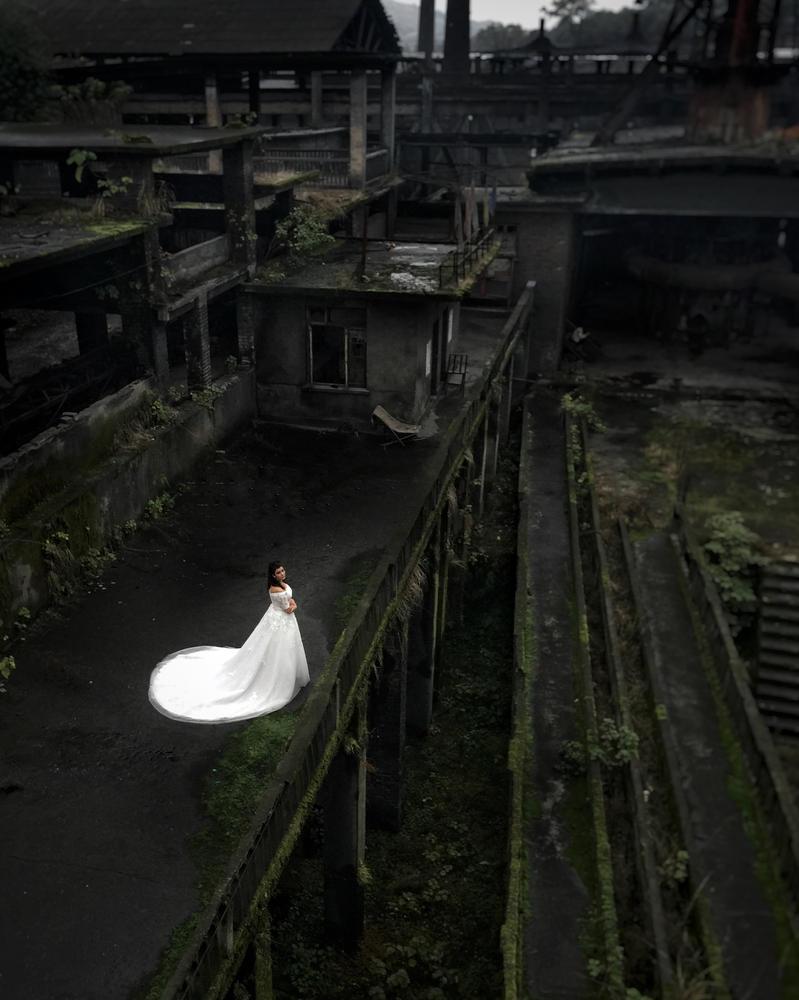 Forgotten bride by zarevo