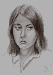 April Ludgate by FearHubris