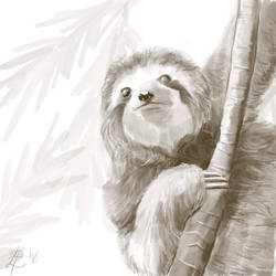 Sloth by FearHubris