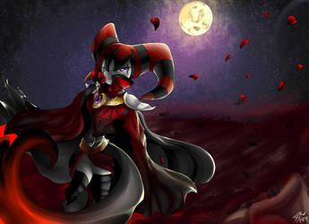 Midnight Moon by SpadesArts