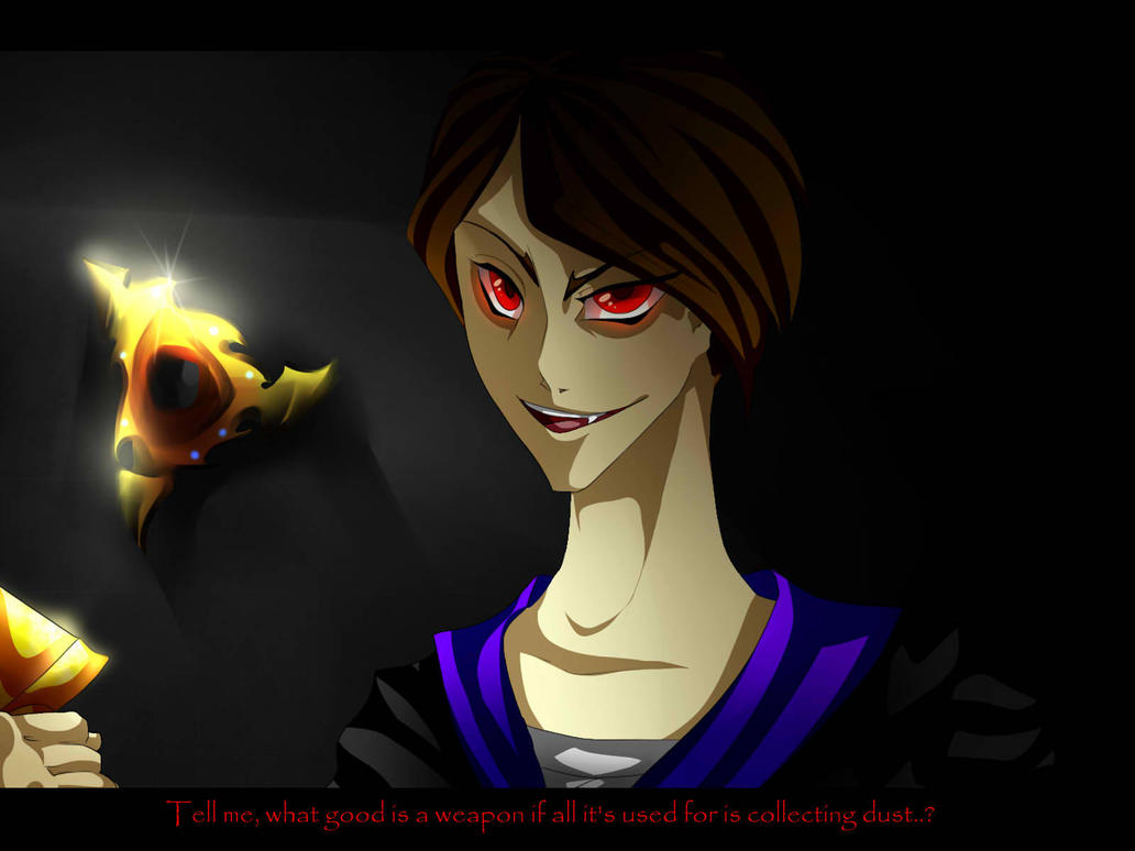 Young Garmadon Anime Screenshot by SpadeNightmaren