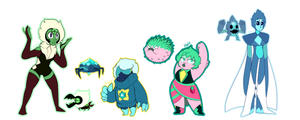 Uncorrupted Gem Monsters