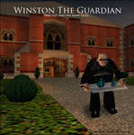 Winston The Guardian by Charlie-of-LHCblog