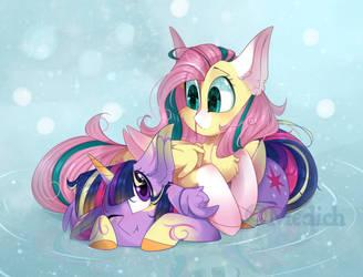 My favorite ponies(+Video) by MediaSmile666