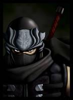 Ryu Hayabusa by DnaTemjin