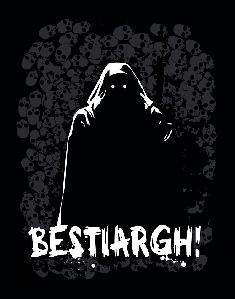 Bestiargh 01 by DnaTemjin on DeviantArt