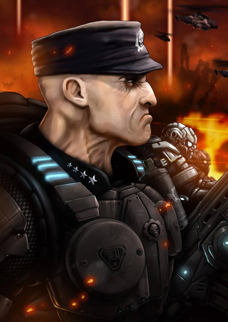 Victor Hoffman - Gears of War
