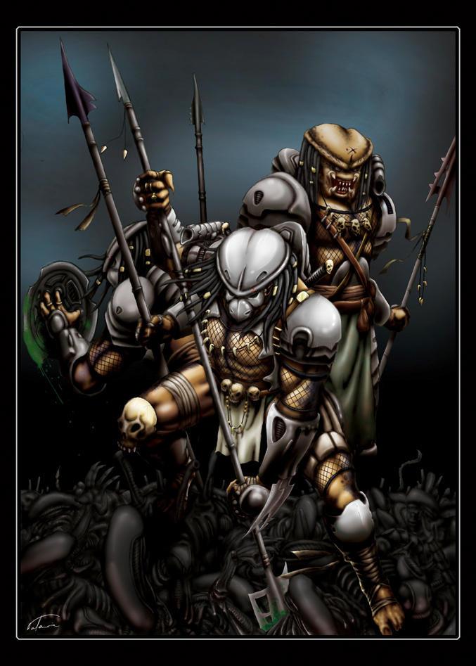 Image Gallery ninja predator