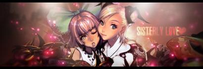 Sisterly love signature by NeywaSignatures