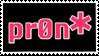 Pr0n Star Stamp by quazo