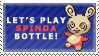 Spinda Stamp by quazo