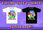 Electro-Cute T-shirts