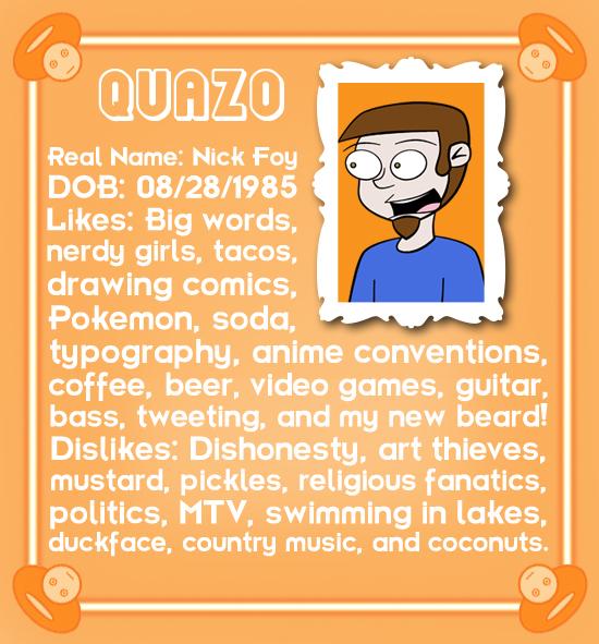 quazo's Profile Picture