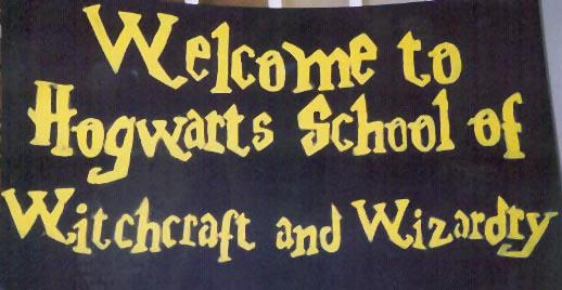 Welcome To Hogwarts by whitneyrhiannon on DeviantArt
