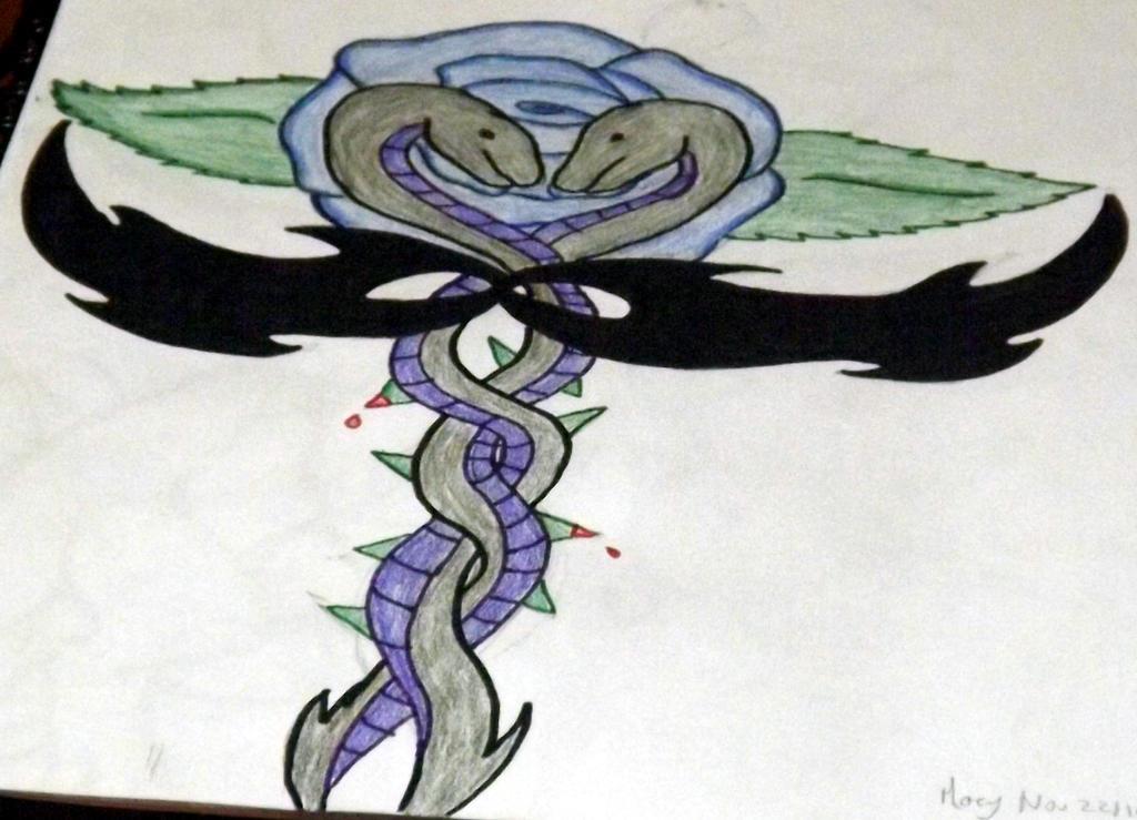 Colored Tattoo by organizationXIIIfan1